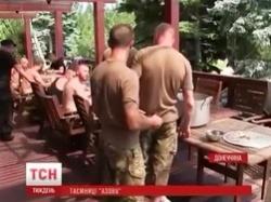 Иностранцы отстреливают украинцев, как животных