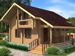 Какой дом можно построить на 6 сотках?