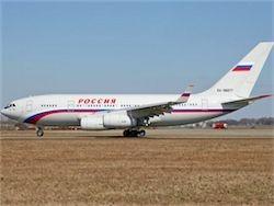 Похоже, что хотели сбить самолет Путина