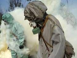 Киевская хунта применила отравляющие газы по Саур-Могиле