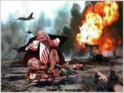 Кто стоит за кровавыми событиями, которые мы наблюдаем повсюду?