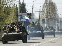 Что бы было, если бы российская армия вошла в Украину