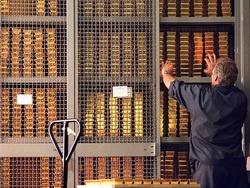 Швейцария ставит на золото?
