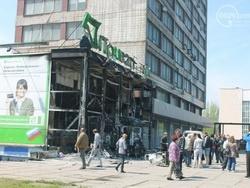 Одесские партизаны громят правосеков