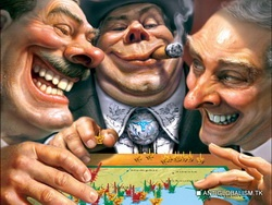 Банковская мафия и белорусская оппозиция