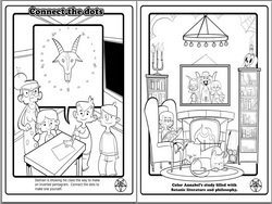 Сатанисты США выпустили книжку-раскраску для детей