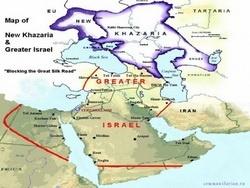 Новая Хазария и планы на Эрец-Украйну