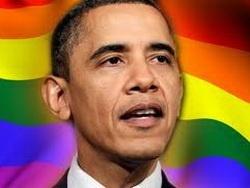Барак Обама женат на мужике? (видео)