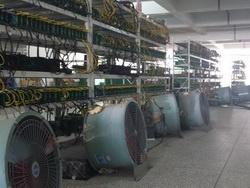 Как выглядит фабрика биткоинов