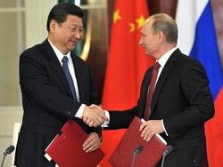 Китай совершает прорыв в отношении России