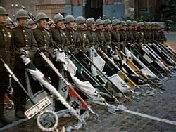 Фашистские генералы о русских солдатах