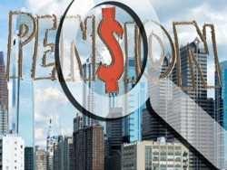 Какой дефицит пенсионного фонда США?