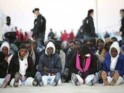 Украину отдают под расселение мигрантов