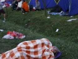 Кризис бездомности охватил 18 крупных городов США