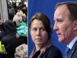 Премьер Швеции: Ситуация с приемом беженцев неприемлема