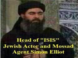 Во главе ИГИЛ стоит еврей Шимон Эллиот