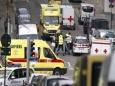 Серия терактов в Брюсселе