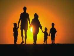 Старший ребёнок и другие дети