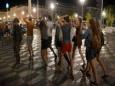 Очевидцы о нападении в Ницце: тела летели, как кегли