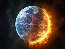 """Солнце может """"выстрелить"""" в Землю когда угодно"""