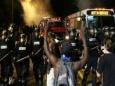 В США после убийства афроамериканца ранены 12 полицейских