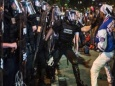 Две ночи бунтов в Шарлотт