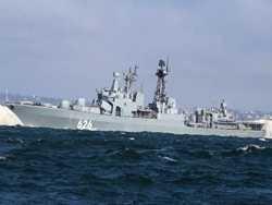 Голландская подлодка опасно приблизилась к кораблям ВМФ РФ