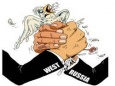 Противостояние России и Запада продолжится в новом году