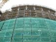 Сетка для ограждений: изоляция строительных объектов