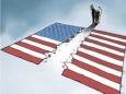 США стоят на пороге второй гражданской войны