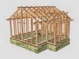 Каркасные дома: преимущества строительства