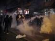 Полиция в Париже применила слезоточивый газ