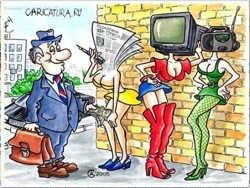 «Независимые» СМИ или когда журналистикой здесь и не пахнет
