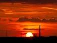 Авария в Оберхаузене: над городом плавает кислотное облако