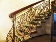 Кованые изделия: перила, лестницы, решетки, двери