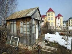 Блеск и нищета российского народа
