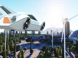 В Европе скоро будут продавать летающие авто