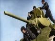 Танковая дуэль Т34 и Пантеры