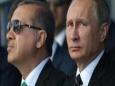 Россия, Турция и гонка вооружений в Черном море
