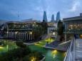 Баку – жемчужина у берегов Каспийского моря
