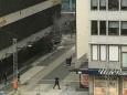 Грузовик въехал в толпу в центре Стокгольма, есть жертвы