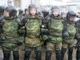 Армейские подразделения подтягивают к Санкт-Петербургу