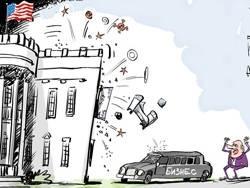 Сколько богачи потеряли на скандалах в США
