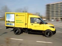 Немецкая почта занялась производством электромобилей