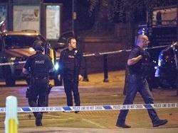 Полиция уточнила число погибших и раненых в Манчестере