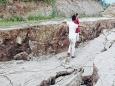 В Индии в земле образовалась 5-ти километровая трещина