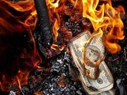 """ФРС планирует """"сжигать"""" миллиарды долларов в месяц"""