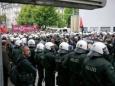 В Германии запретили сайт леворадикалов