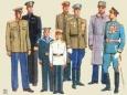 Метаморфозы военной формы в Красной армии