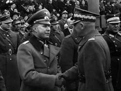 Как Берлин и Варшава не смогли поделить СССР